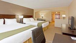 Double Bed Mini Suite