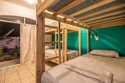 4 Bed Shared Dorm