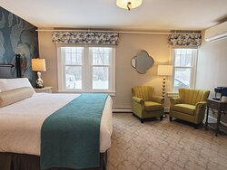 One of our Standard King rooms