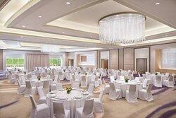 Ballroom - Banquet Set Up
