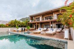 Spa Pool Villa - Master Bedroom