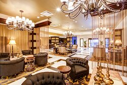 Immerse yourself in New Orleans culture- starting in our lobby.