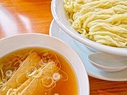 会津山塩つけ麺  #つけ麺 #らーめん #ラーメン #ramen #会津 #会津山塩 #まろやかな塩味 #節干しの旨味 #割りスープ #昆布 #麺ちょい残しでスープ割り #うえんで