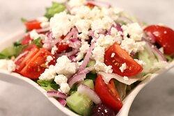 Stoyanna's Greek Salad