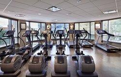 InterContinental Buckhead Atlanta 24/7 Fitness Center