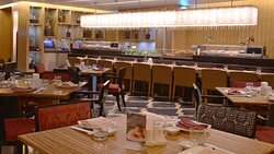 Crowne Plaza Kuwait Al Thuraya City Sakura Japanese Restaurant