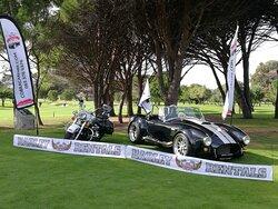 Harley Davidson & Cobra   RENTALS