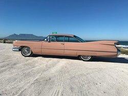 Peach Cadillac Tours