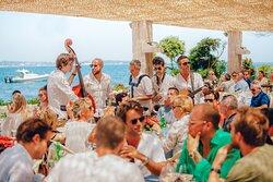 La Guérite Cannes - Ambiance