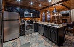 Enjoy luxurious amenities in your kitchen