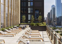 Equinox Club Lounge Outdoor