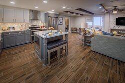 Prepare a meal in a luxurious Signature Collection kitchen
