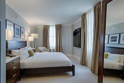 The Presidential Suite - Second Bedroom