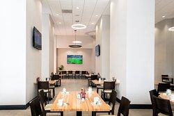 Holiday Inn Phoenix Mesa Chandler Hotel Restaurant Good
