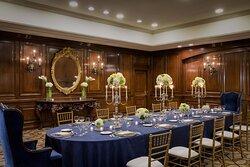 John Neely Bryan Meeting Room - Banquet Setup