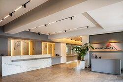 Entrance/ reception area