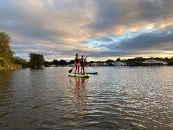1-2-1 SUP Sessions - class tailored to your needs!