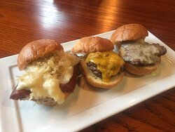 Sliders - MIX & MATCH any 3 for $8