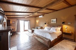Black Walnut Suite in Lodge