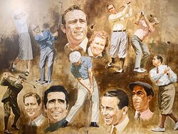 Great place to celebrate golf's history