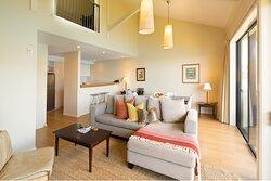 2&3 Bedroom Villa Living Room
