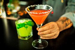 Picnic Bar Cocktails