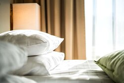 Scandic pillows EXTRA