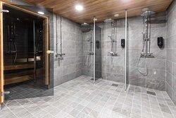 scandic rosendahl hotel sauna