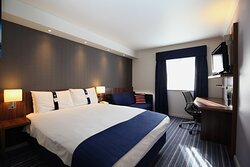 Guest Double Bedroom with a Double Bed and a Sofa