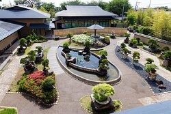 The Omiya Bonsai Art Museum Saitama