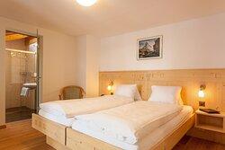 Doppelzimmer Standart Dorfblick