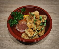 Salted Chilli Squid