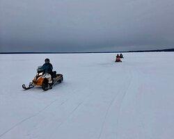 North end of Moosehead lake!