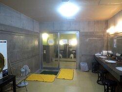 地下1階の大浴場