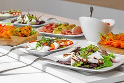 The most delicious salads in our restaurant
