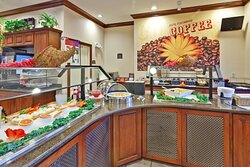 Start your day with some fresh fruit at out Breakfast buffet.
