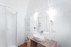 Koupelna Mandlové apartmá