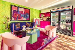 Superette and Lobby