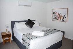 Master Bedroom 2 Bedroom Apartment Ocean View