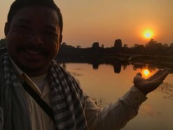 Welcome to Angkor wat in Cambodia. www.helloangkorguide.com