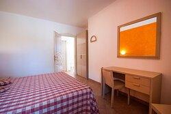 Camera da letto 1 trilocale standard