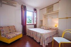 Camera da letto bilocale standard