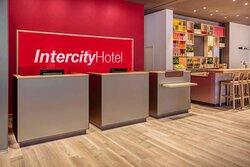 IntercityHotel Hildesheim, Germany - Reception
