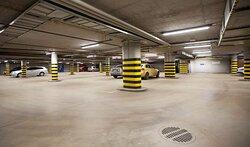 Scandic Patria Parking