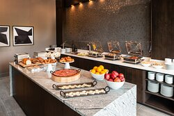 Start each morning with a balanced meal from our breakfast buffet.