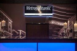 MetropolitanKC - Seating Area