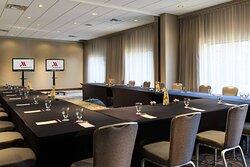 Andy Kirk Meeting Room -  U-Shape Setup