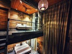 Sunyata eco Hotel  Premium Duplex suite