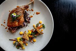 Duck Confit By Chef Mike