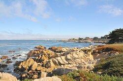 View along the Monterey Bay Drive...gorgeous.